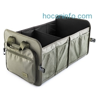 ihocon: MIU COLOR Waterproof Car Trunk Storage Organizer汽車防水收納箱