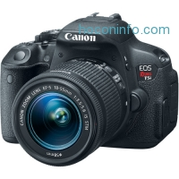 ihocon: Canon EOS Rebel T5i DSLR Camera with 18-55mm Lens