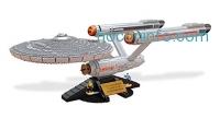 ihocon: Mega Bloks Star Trek U.S.S. Enterprise NCC-1701 Collector Construction Set
