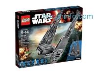ihocon: LEGO Star Wars Kylo Ren's Command Shuttle 75104 Building Kit