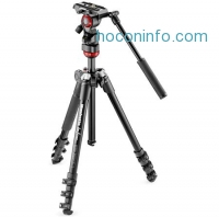 ihocon: Manfrotto BeFree Live Video Kit with Tripod and Fluid Head, Includes Case MVKBFR-LIVEUS
