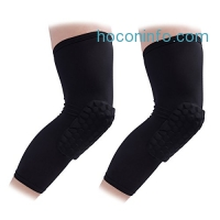 ihocon: GikPal Pro Basketball Knee Pads, 2 Packs 護膝
