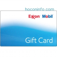 ihocon: $100 ExxonMobil Gas Gift Card 只賣 $93 ! - FREE Mail Delivery
