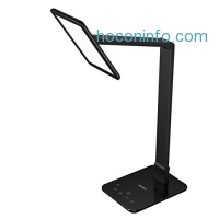 ihocon: AUKEY Dimmable LED Desk Lamp 光線微調護眼桌燈