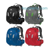 ihocon: High Sierra水袋背包 Riptide BPA Free Airflow System 2 Liter Hydration Nylon Backpack