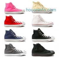 ihocon: Converse Chuck Taylor All Star Hi Hightop Unisex Sneakers WITH BOX SZ. 3-13