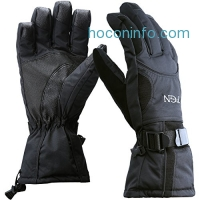 ihocon: Padida Windproof, Breathable And Waterproof Gloves For Man(Size:L)防水防風男士手套
