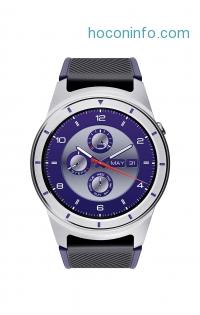 ihocon: ZTE Quartz Smartwatch Android Wear 2.0智能錶
