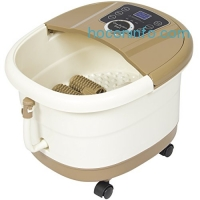 ihocon: Best Choice Foot Spa Bath Massager with Heat and LED Display泡腳器