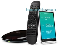 ihocon: Logitech Harmony Companion All in One Remote Control for Smart Home and Entertainment Devices, works with Alexa
