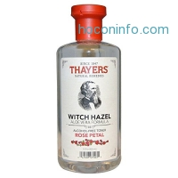 ihocon: Thayers Alcohol-free Rose Petal Soothing Witch Hazel for Face & Skin with Aloe Vera