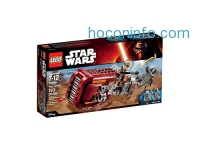 ihocon: LEGO Star Wars Rey's Speeder 75099 Star Wars Toy