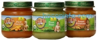 ihocon: Earth's Best Organic Stage 1 Baby Food, My First Veggies Variety Pack (Carrots, Peas, and Sweet Potatoes), 2.5 Ounce Jars, Pack of 12