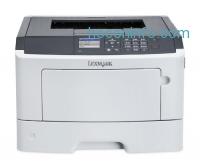 ihocon: Lexmark MS315dn Compact Laser Printer, Monochrome, Networking, Duplex Printing