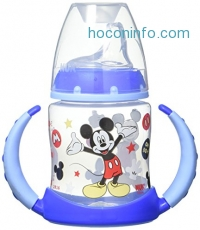 ihocon: NUK Disney Learner Cup with Silicone Spout, Mickey Mouse, 5-Ounce