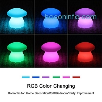 ihocon: LOFTEK 16 Color Changing Night Lights 變換夜燈