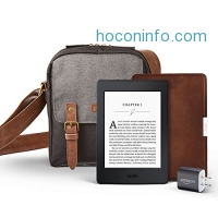 ihocon: Kindle Paperwhite E-reader - Black, 6 High-Resolution Display (300 ppi) with Built-in Light, Wi-Fi - Includes Special Offers