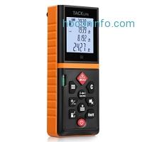 ihocon: Tacklife Advanced Laser Measure 196 Ft Digital Laser Tap Measures雷射測距儀