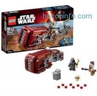 ihocon: LEGO Star Wars Rey's Speeder