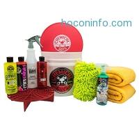 ihocon: Chemical Guys HOL121 Best Car Wash Bucket Kit (11 Items)全套洗車用品