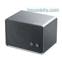 ihocon: AUKEY Portable Bluetooth Speaker with Built-in Mic藍芽無線內建麥克風喇叭