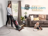 ihocon: Hoover Vacuum Cleaner WindTunnel 3 High Performance Pet Bagless Corded Upright Vacuum UH72630PC無袋直立吸塵器