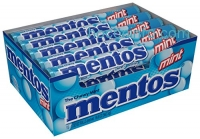 ihocon: Mentos Rolls, Mint, 1.32 Ounce (Pack of 15)
