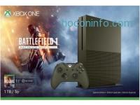 ihocon: Xbox One S 1 TB Console - Battlefield 1 Special Edition Bundle