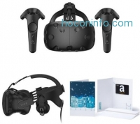 ihocon: HTC VIVE Virtual Reality System + Deluxe Audio Strap + $100 Amazon Gift Card