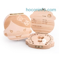 ihocon: Willway Baby Teeth Box Keepsake 乳牙留念盒