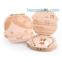 ihocon: Willway Baby Teeth Box Keepsake 乳牙留念盒