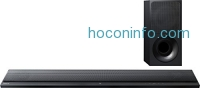 ihocon: Sony HTCT390 Ultra-slim Sound Bar with Bluetooth