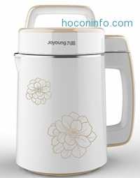 ihocon: Joyoung CTS-2038 Easy-Clean Automatic Hot Soy Milk Maker with FREE Soybean Bonus Pack九陽豆漿機+黃豆