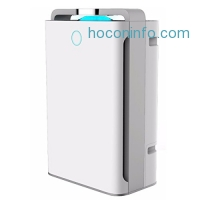 ihocon: HOCOSY AUGIENB HEPA Filter Air Purifier Ionizer UV Sterilizer Humidifier 紫外線消毒室內加濕空氣淨化機