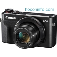 ihocon: Canon PowerShot G7 X Mark II 20.1MP 數碼相機 Digital Camera