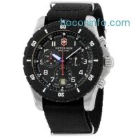 ihocon: Victorinox Swiss Army男錶 Nylon Strap Men's Watch 2416781