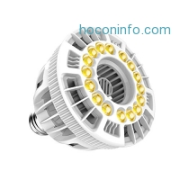 ihocon: Sansi LED Full Cycle Grow LED Light Bulb燈泡