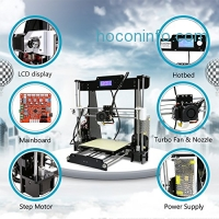 ihocon: Coocheer 3D Desktop Printer with 16GB SD card