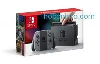 ihocon: Nintendo Switch with Gray Joy-Con