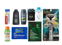ihocon: Men's Grooming Sample Box, 8 or more items ($9.99 credit on select products with purchase)