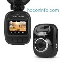 ihocon: DBPOWER D104 1.5 1080P Dash Cam行車記錄器