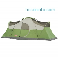 ihocon: Coleman Montana 8-Person Modified Dome Tent - Walmart.com
