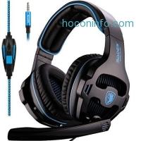 ihocon: SADES SA810 Gaming Headset with Microphone遊戲麥克風耳機