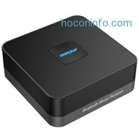 ihocon: Mpow Bluetooth Receiver, Wireless Audio Adapter藍芽接收器