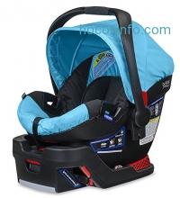 ihocon: Britax B Safe 35 Infant Seat, Cyan