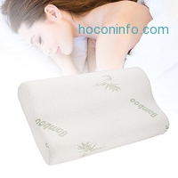 ihocon: Homdox Contour Memory Foam Pillow 記憶棉枕頭