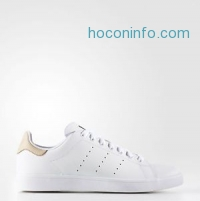 ihocon: adidas男鞋 STAN SMITH VULC Men's White
