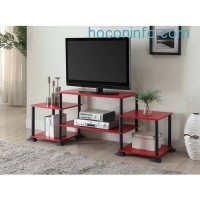 ihocon: Mainstays No-Tool Assembly 3-Cube Entertainment Center for TVs up to 40 三層電視櫃