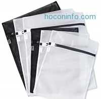 ihocon: HOPDAY Laundry Bags 6 Pack (3 Medium & 3 Large)洗衣袋
