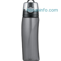 ihocon: Thermos Intak 24 Ounce Hydration Bottle with Meter, Smoke